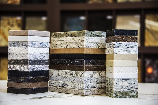 Stone Countertop Samples