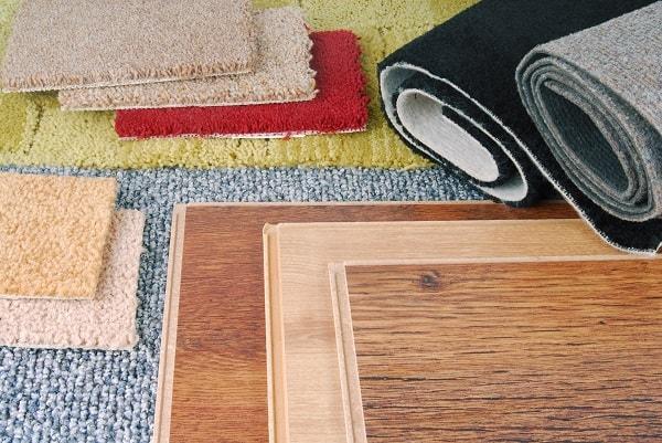 carpet and laminate flooring choices for interior