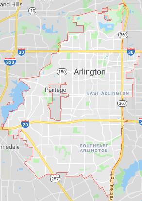 City of Arlington, Texas